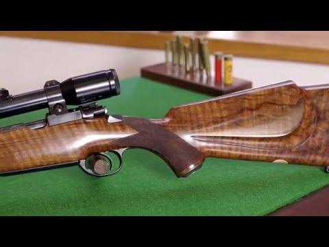Holland & Holland action bolt rifle .244 H&H Magnum (EN)