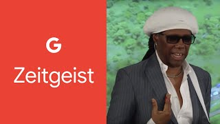 Nile Rodgers, Musician - The World Around Us