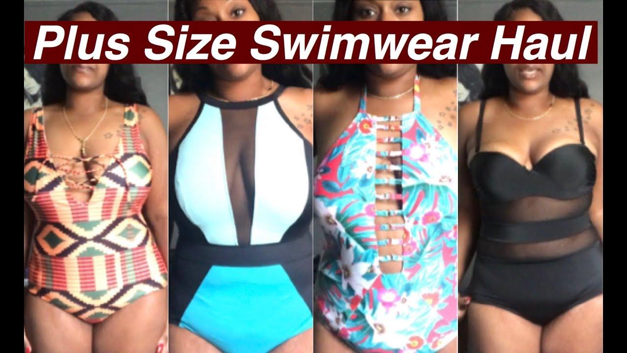 ad924a7dcb Walmart Plus Size Swimdresses