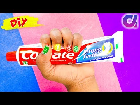 How to reuse old Toothpaste packet At Home | Best out of waste | Artkala 480