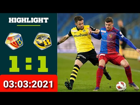 Basel Young Boys Goals And Highlights
