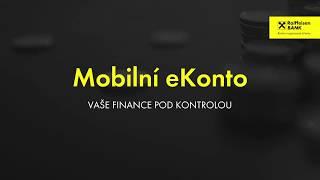 Mobilní eKonto - Personalizace hlavní stránky thumbnail