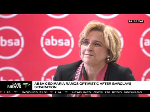 ABSA CEO Maria Ramos optimistic after Barclays separation