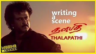 Thalapathi | How to write a scene | Video Essay with Tamil Subtitles