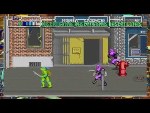 Cancelled Episode (Retro Corner) TMNT - The Arcade Game, Episode 19