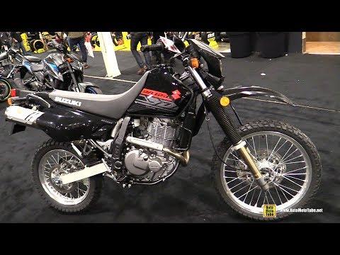2019 Suzuki DR 650 - Walkaround - 2020 Toronto Motorcycle Supershow
