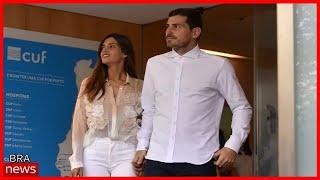 Iker Casillas - A reação do futebolista ao cancro de Sara Carbonero