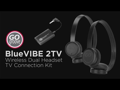 GOgroove | BlueVIBE 2TV Tutorial