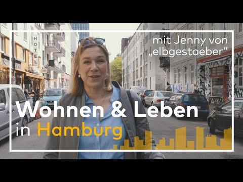 """Wohnen & Leben In Hamburg – Mit Jenny Von """"elbgestoeber"""""""