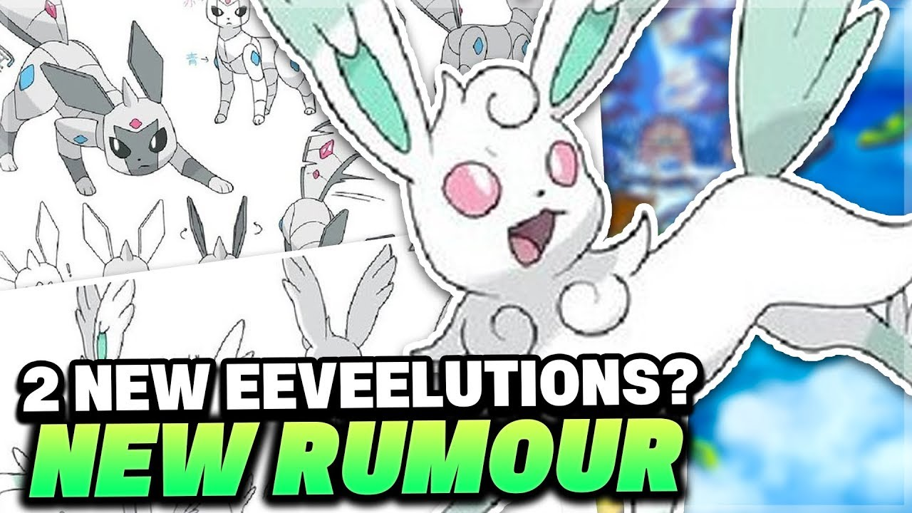 New Eeveelution Rumour For Pokemon Sword And Shield New Flying Type