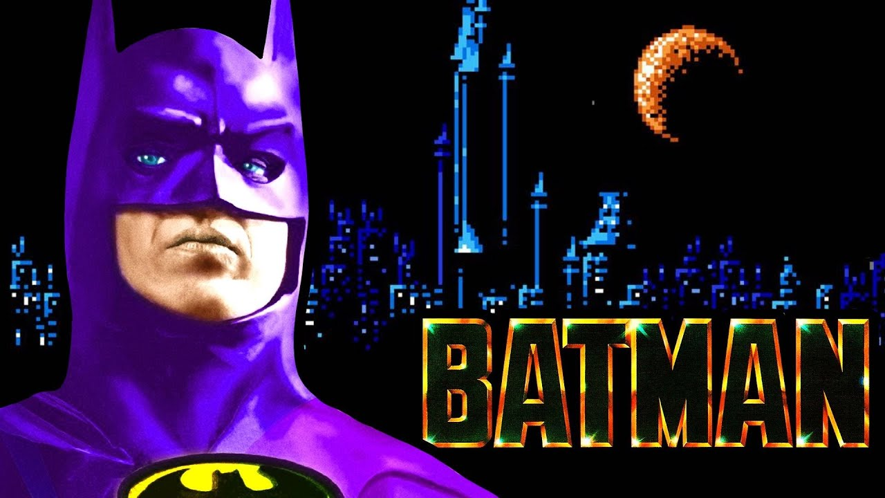 Batman Is The Best Licensed Nes Game Retail Reviews Youtube