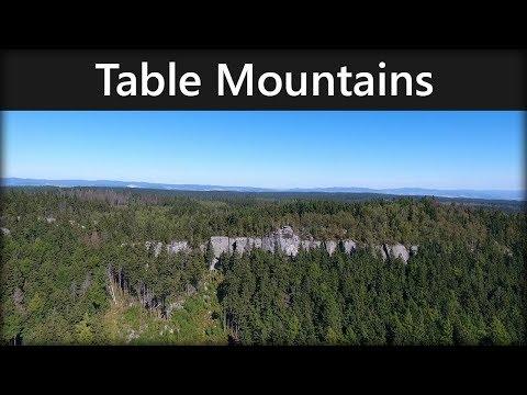 [HD] SmartDrone.fr | S01E02 | Table Mountains (Silesia, Poland)