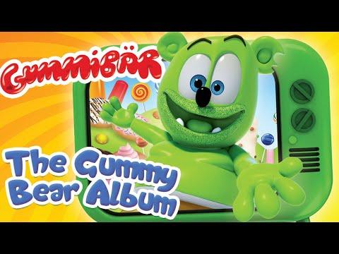 Gummibär - The Gummy Bear Album (FULL ALBUM) Premiere - Gummibär Music Video Party Mix