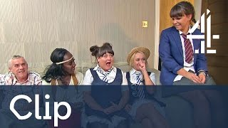 Hollyoaks Does Come Dine With Me | 19th October | E4