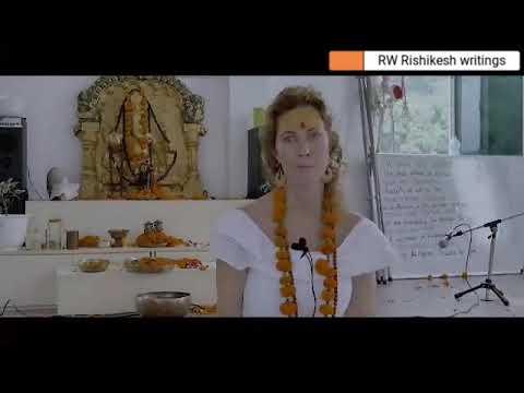 Rw Rishikesh Writings  Visits Om Shanti Om Yoga School Rishikesh India