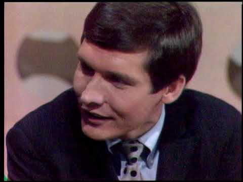 American Bandstand 1967- Interview Billy Joe Royal
