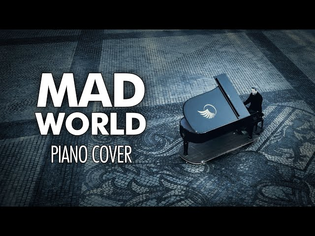 🎹 MAD WORLD - Street Piano #Lockdown Cover by Arne Schmitt