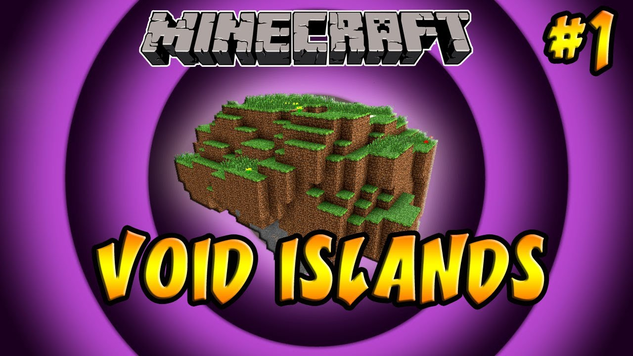 Void islands 1 minecraft maps sky survival youtube gumiabroncs