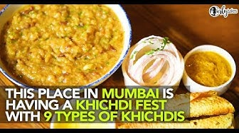 Khichdi Festival At Neel Indian Kitchen + Bar In Mumbai | Curly Tales
