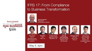 De-risking the Risk Business webinar series - IFRS 17: From Compliance to Business Transformation