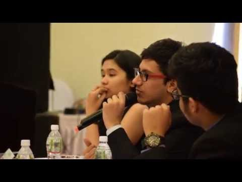 Gujarat MUN 2015 | The Aftermovie [HD]