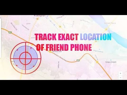 How to track anyone's exact location without letting them know(💯% working trick)