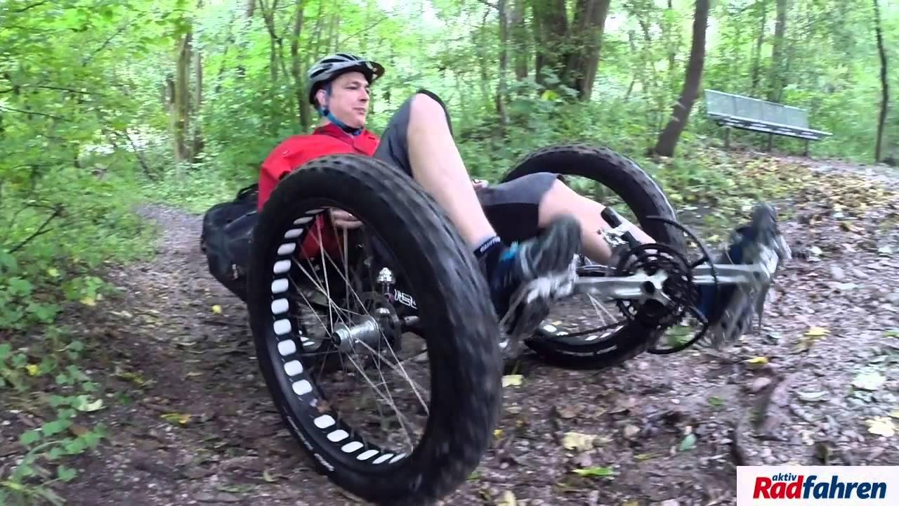 Ice Fat Trike Sudpol Bike Weltrekord Fahrt Youtube
