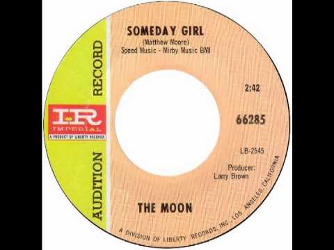 """Moon – """"Someday Girl"""" (Imperial) 1968"""