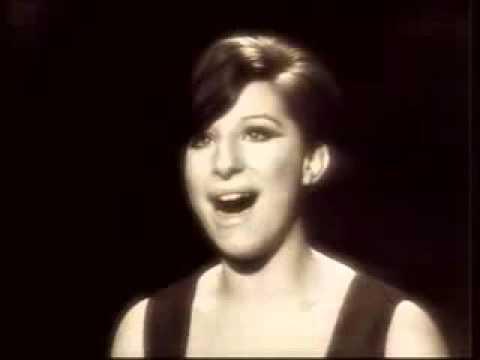 Barbra Streisand - My man live