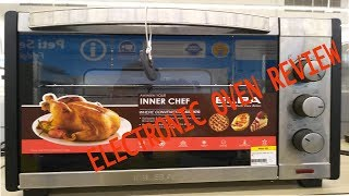 Elba Electronic Oven Review   In Shaping Mall Good Items