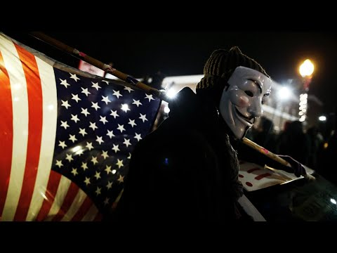 Anonymous - Independence Day Message (4th of July 2016)