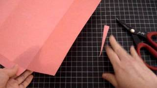 How to make a Envelope Treat Goody Bag ( Tutorial : )