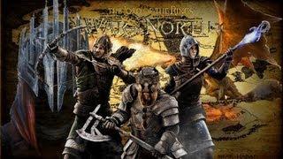 Властелин колец: Война на севере 1 серия. Форност
