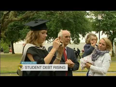 Poorest graduates face £57,000 of student debt