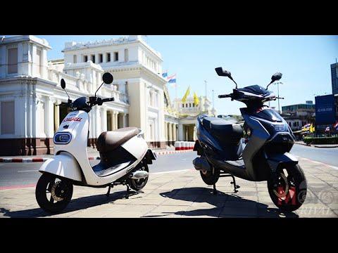รีวิว Swag Type S/Type X 2 คู่หู EV Bike คนเมือง แบตเตอรี่และมอเตอร์ขับเคลื่อนแบรนด์ระดับโลก