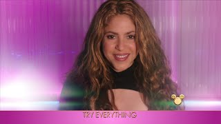 Shakira Performs 'Try Everything' - The Disney Family Singalong: Volume II