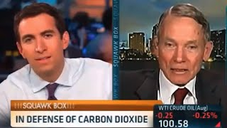 CO2 Treated Like Jews In WW2 Says Oil Shilling Professor