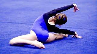 Gymnastics Level 8 - Floor Champion - [Emily Gittemeier (2016_02)]
