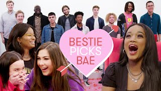 I Let My Best Friends Pick My Boyfriend: Aphi | Bestie Picks Bae