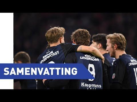 Samenvatting Ajax - sc Heerenveen (18/19)