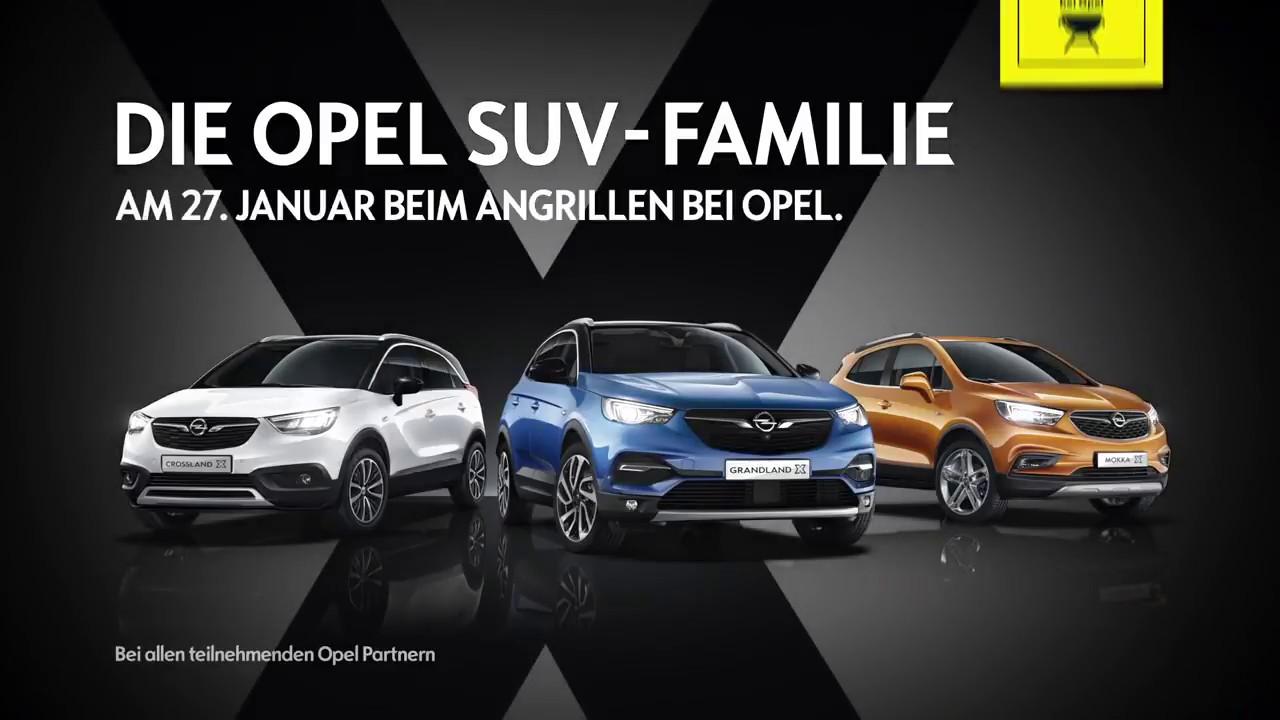 opel - der neue grandland x | tv spot 2018 - youtube