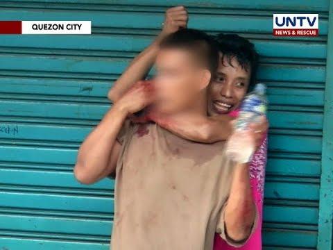 Lalaking lango umano sa droga, nang-hostage sa Quezon City
