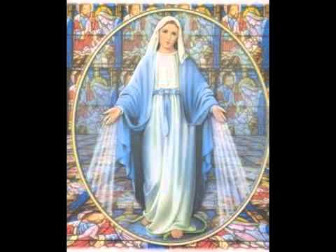 The Healing with Mother Mary Meditation