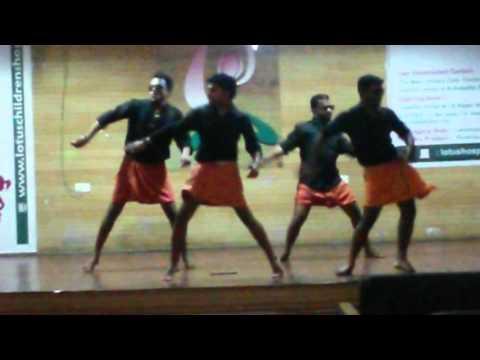 Premam dance at lotus