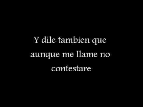 -Franco De Vita feat Sin Bandera-Si la ves (letra)