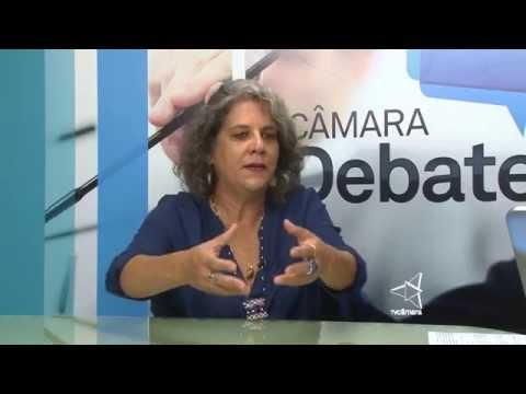 Câmara Debate -=- FEMINISMO - Gloria Rabay  (Professora UFPB)
