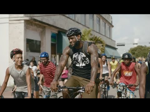 Greatest LeBron James commercial ever! - 동영상