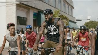Greatest LeBron James commercial ever!