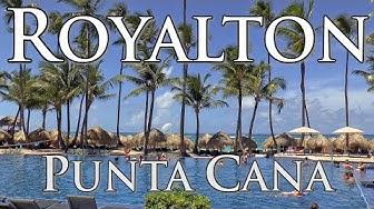 ROYALTON PUNTA CANA │ FABULOUS: This is why Royalton sells out. HD.