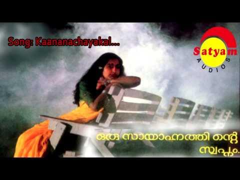 Kaananachaayakal Lyrics - Oru Sayahnathinte Swapnam Malayalam Movie Songs Lyrics